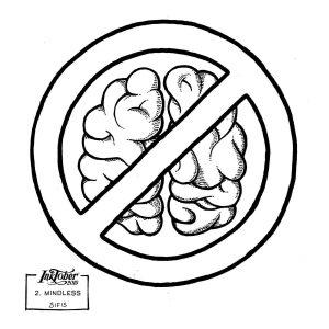 Mindless - Marker sketch