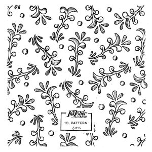 Pattern - Marker sketch